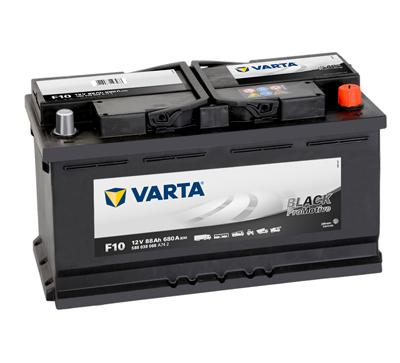 Baterie auto VARTA F10 588038068A742 Promotive Black 12V 88AH, 680A