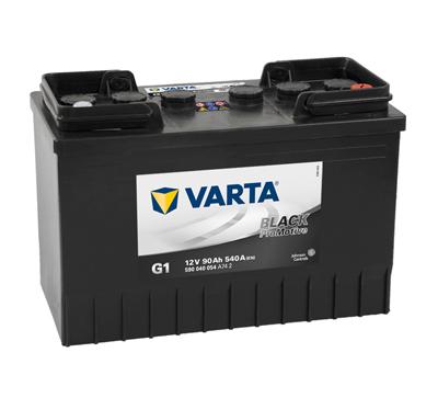 Baterie auto VARTA G1 590040054A742 Promotive Black 12V 90AH, 540A