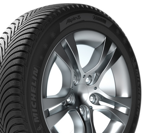 Anvelopa iarna MICHELIN Alpin 5 205/50 R17 V 93