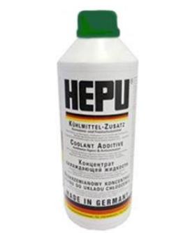 Antigel concentrat HEPU Verde G11 5L