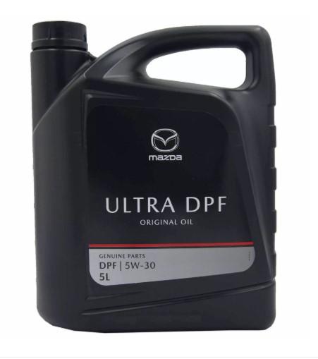 Ulei motor Dexelia Ultra DPF MAZDA 5W30 5L