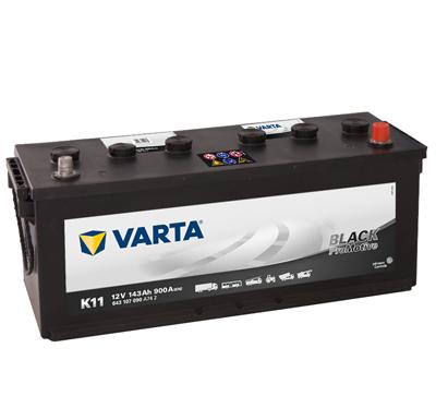 Baterie auto VARTA K11 643107090A742 Promotive Black 12v 143AH, 900A