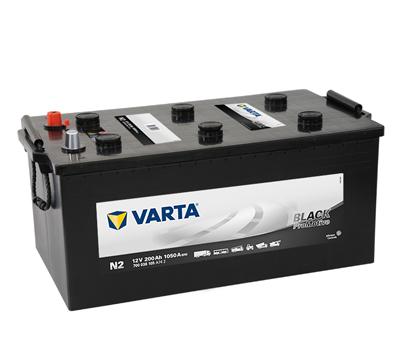 Baterie auto VARTA N2 700038105A742 Promotive Black 12V 200AH, 1050A