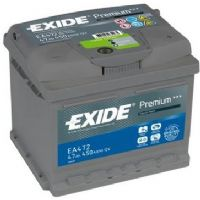 Baterie auto EXIDE 063TE Premium 12V 47AH, 450A