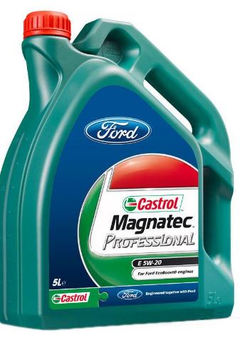 Ulei motor Castrol Magnatec Professional Ford E 5W20 5L