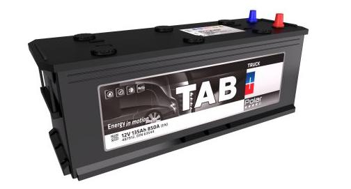Baterie auto TAB POLAR TRUCK 12V 135AH, 850A