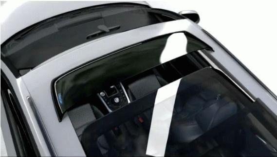 PARAVANT TRAPA PLAFON CLIMAIR BMW X3 2003-2010