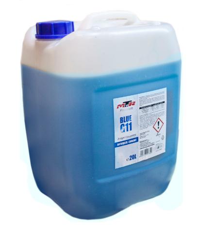 Antigel MTR Premium Blue G11 (1:1 -36.C) 20L