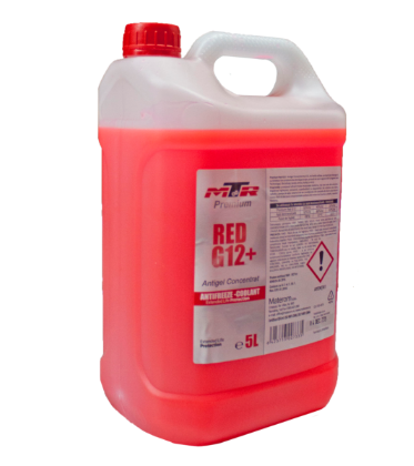 Antigel MTR Premium Red G12 5L