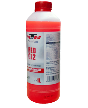 Antigel MTR Premium Red G12 (1:1 -36 gr.C) 1L
