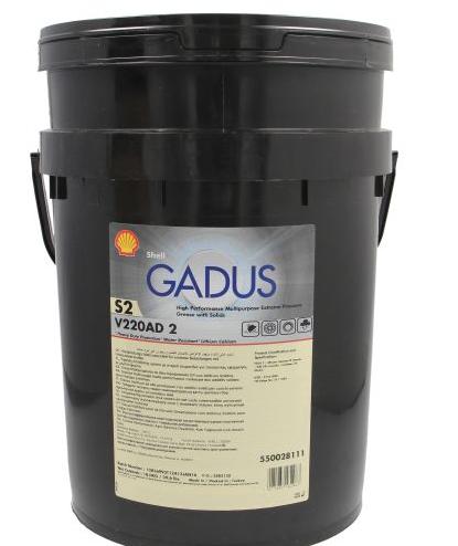 VASELINA SHELL GADUS S2 V220 2 18KG