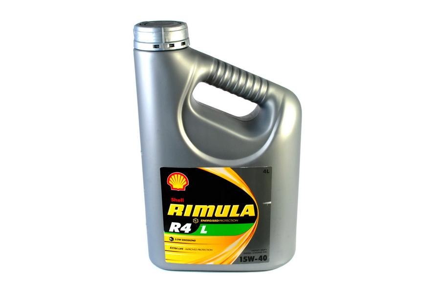 ULEI MOTOR SHELL RIMULA R4 L 15W40 4L