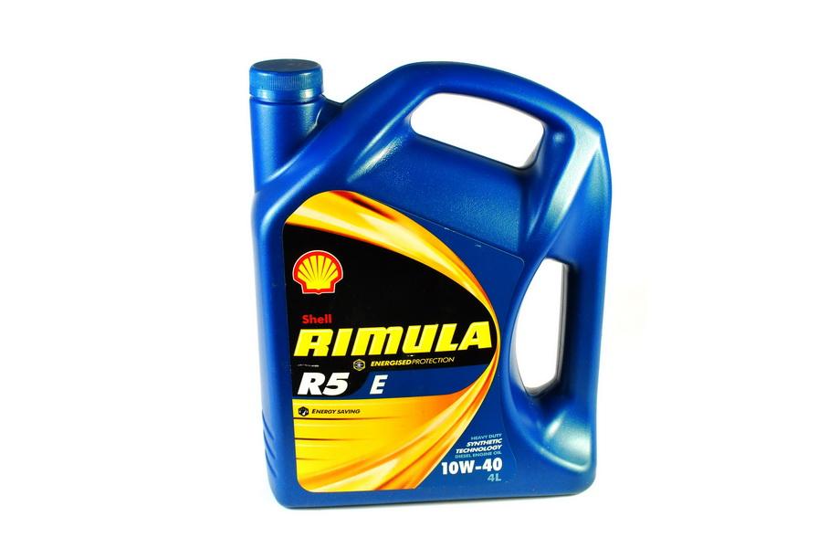ULEI MOTOR SHELL RIMULA R5 E 10W40 4L