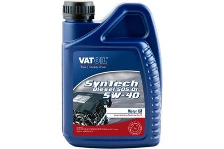 ULEI MOTOR VATOIL SynTech Diesel 505.01 5W40 1L