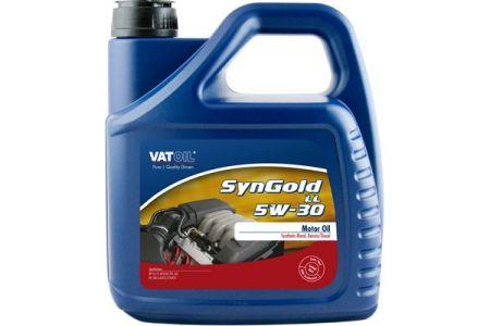 ULEI MOTOR VATOIL SynGold LL 5W30 4L