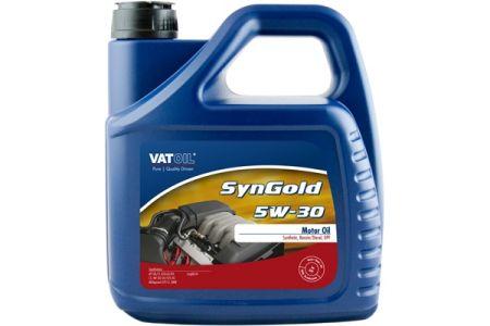 ULEI MOTOR VATOIL SynGold 5W30 4L