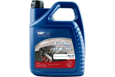 ULEI MOTOR VATOIL Turbo Plus 15W40 5L