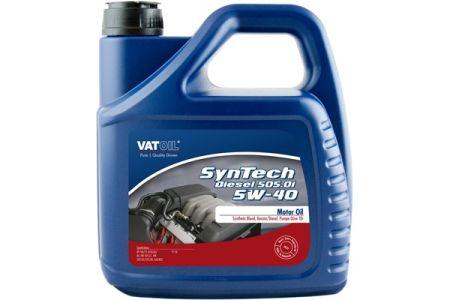ULEI MOTOR VATOIL SynTech Diesel 505.01 5W40 4L