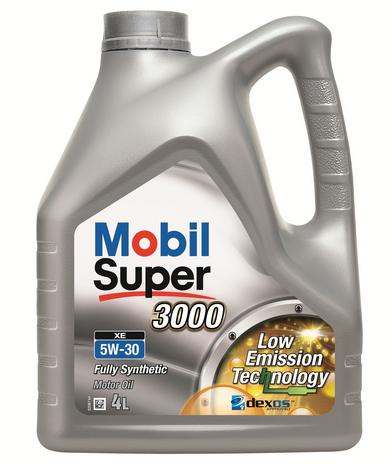 ULEI MOTOR MOBIL SUPER 3000 XE 5W30 4L