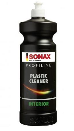 Solutie de curatat suprafete din plastic interior Sonax 1L