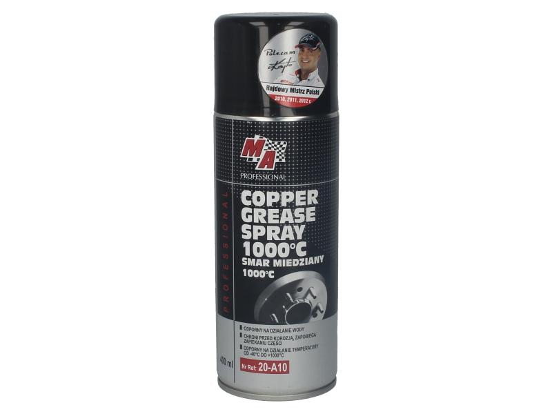 Spray Vaselina pe baza de cupru MA Professional AMTRA 400ml