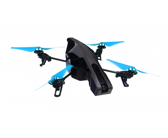 Drona tip quadricopter PARROT AR.Drone 2.0 Power Edition