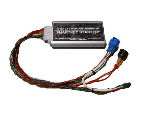 Modul digital pornire motor SmartKeyStarter SKSXXXD