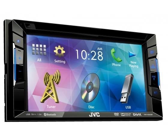 Sistem multimedia 6,2 JVC KWV220BT