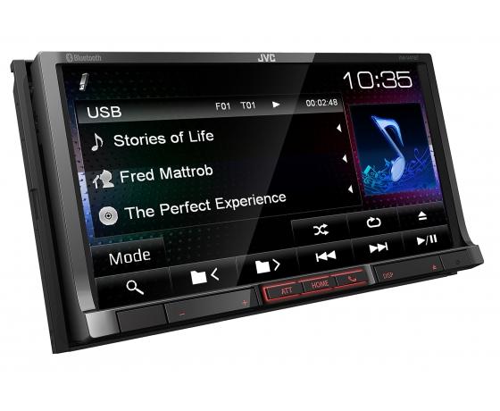 Sistem multimedia 7 JVC KWV41BTE