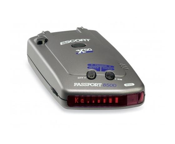 Detector de radar portabil Escort Passport 8500-x50