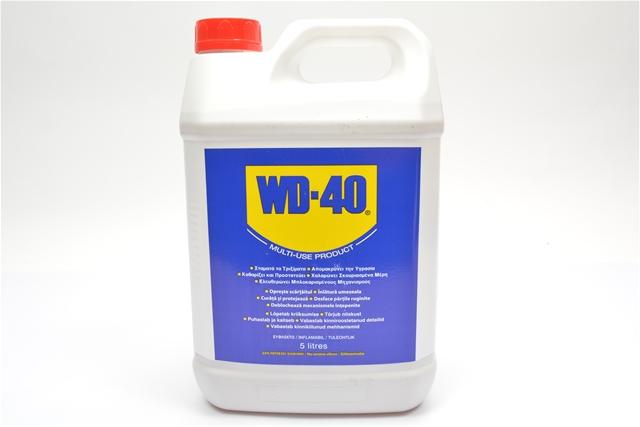 SPRAY LUBRIFIANT MULTIFUNCTIONAL WD-40 5L