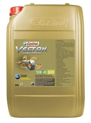 ULEI MOTOR CASTROL VECTON LDE6/E9 10W4020L