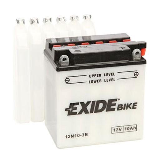 Baterie motocicleta EXIDE EB12N10-3B CONVENTIONAL 12V 10AH, 100A