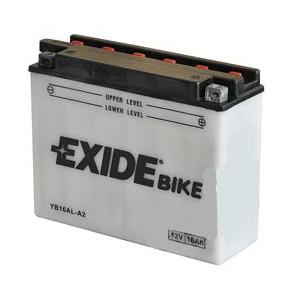 Baterie motocicleta EXIDE EBYB16AL-A2 CONVENTIONAL 12V 16AH, 175A