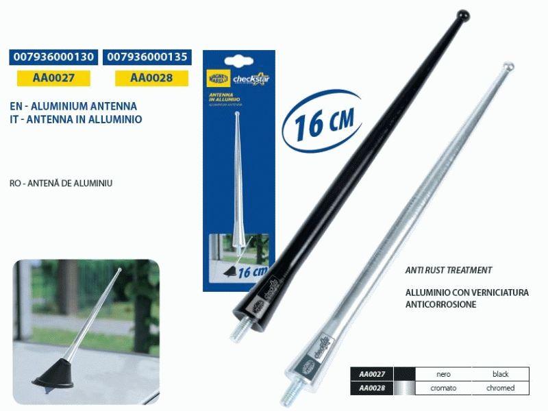Antena aluminiu 16 CM MAGNETI MARELLI (AA0027) 007936000130