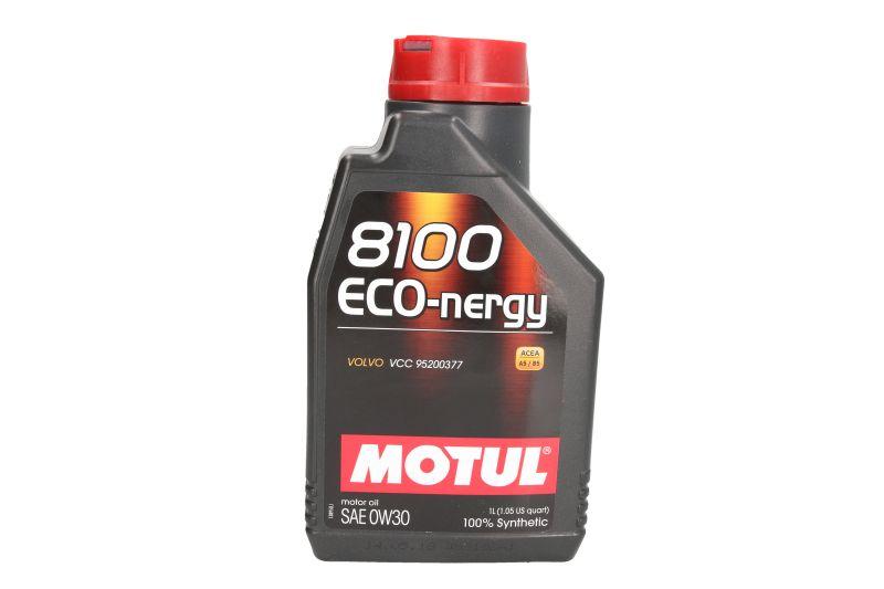 ULEI MOTOR MOTUL 8100 ECO-NERGY 0W30 1L