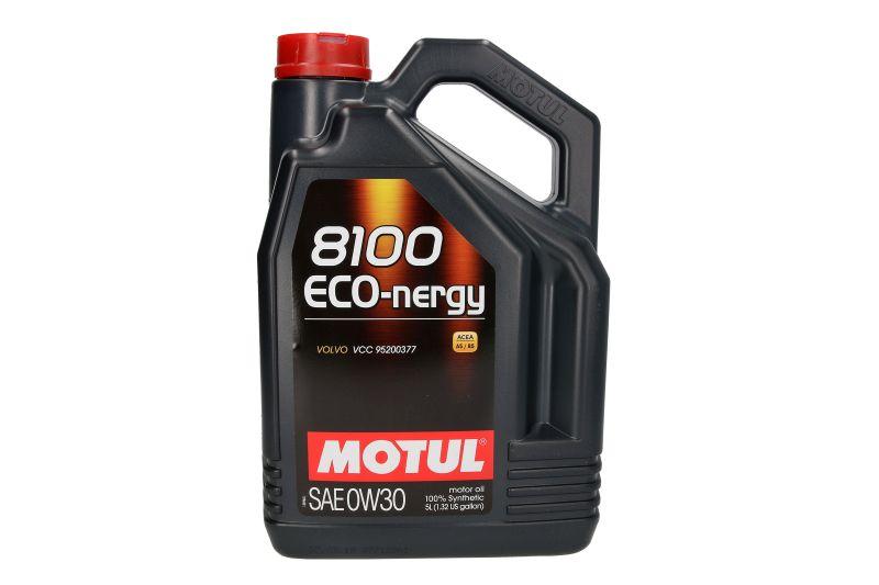 ULEI MOTOR MOTUL 8100 ECO-NERGY 0W30 5L
