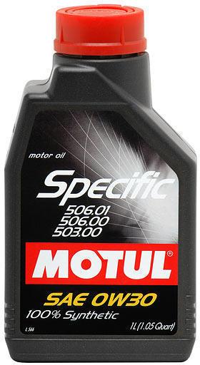 ULEI MOTOR MOTUL SPECIFIC 506.01 0W-30 1L