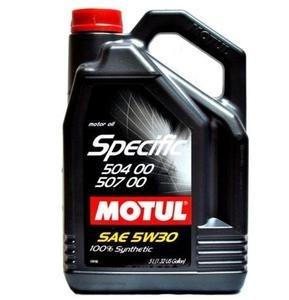 ULEI MOTOR MOTUL SPECIFIC 504.00-507.00 5W30 5L