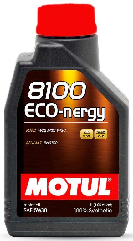ULEI MOTOR MOTUL 8100 ECO-NERGY 5W30 1L