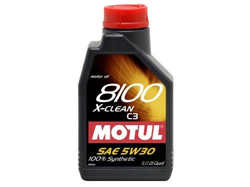 ULEI MOTOR MOTUL 8100 X-CLEAN 5W30 1L