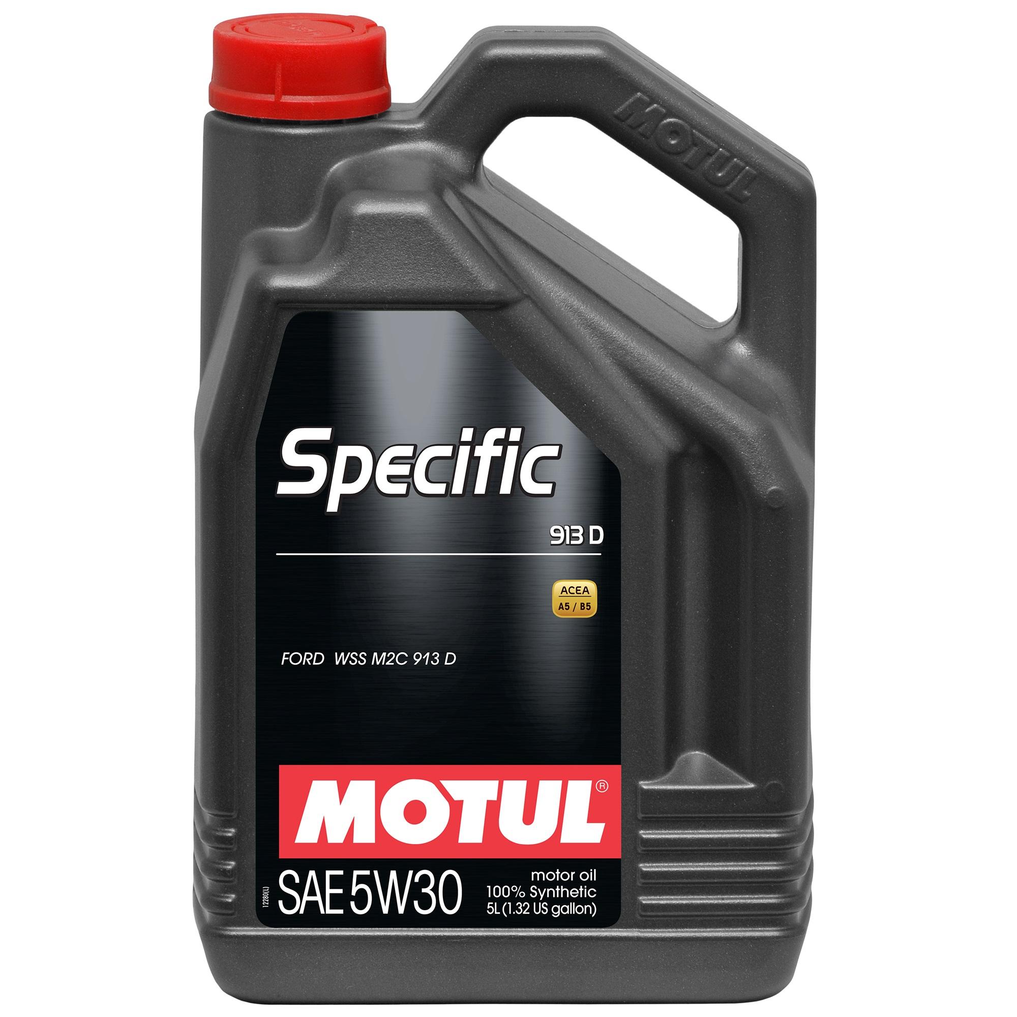 ULEI MOTOR MOTUL SPECIFIC FORD 913 D 5W30 5L