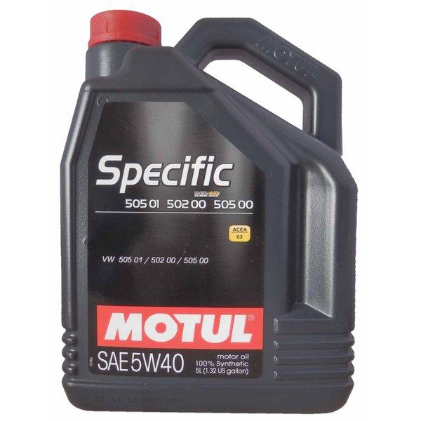 ULEI MOTOR MOTUL SPECIFIC 505 01-502 00 5W40 5L