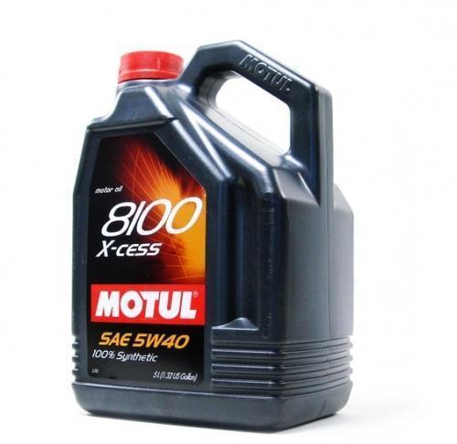 ULEI MOTOR MOTUL 8100 X-CESS 5W40 5L