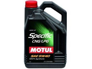 ULEI MOTOR MOTUL SPECIFIC CNG/LPG 5W40 5L