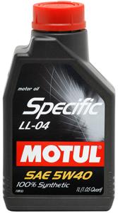 ULEI MOTOR MOTUL SPECIFIC LL-04 5W40 1L