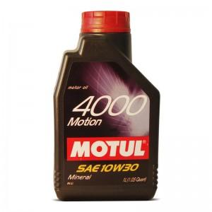 ULEI MOTOR MOTUL 4000 MOTION 10W30 1L