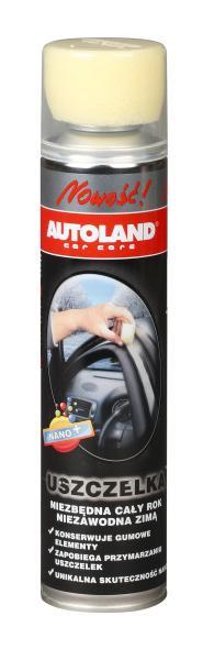 Solutie protectie cauciuc AUTOLAND 300ML (ALD SPRAY)