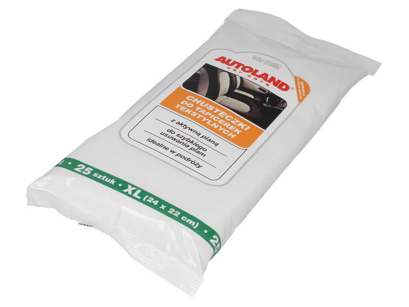 Servetele umede curatare tapiterie textila AUTOLAND (ALD TISSUE UPHOLSTERY)