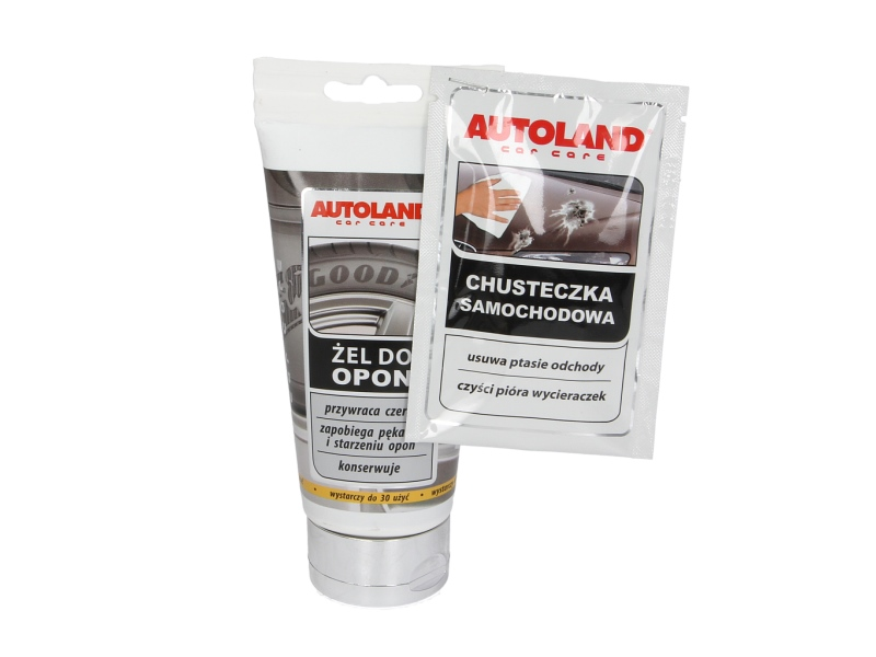 Solutie curatare si intretinere anvelope AUTOLAND 150ml (ALD TYRE GEL)